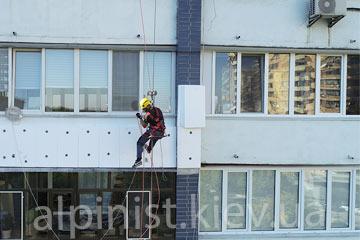 технология утепления балконов пенопластом от компании альпинисты киев фото