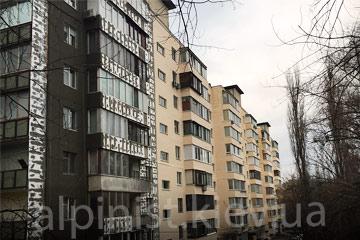утепление стен много квартирного дома Щусева 36 фото категории