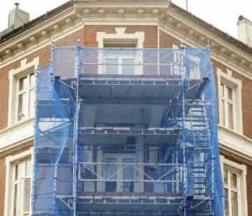 наружная реставрации фасадов