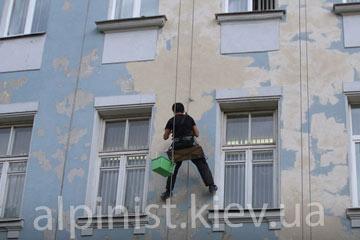 технология реставрации фасадов фото