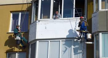 Утепление балкона. Технологии, методы и приемы Киев