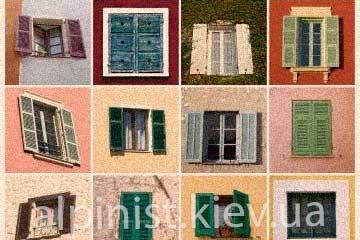 разновидности фасадных конструкций фото