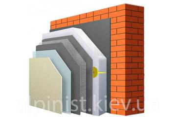 технология утепления наружных стен фото