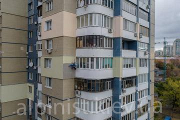 услуга по наружному утеплению фасадов в киеве фото
