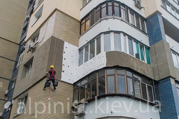 утепление квартир в панельных домах альпинистами фото