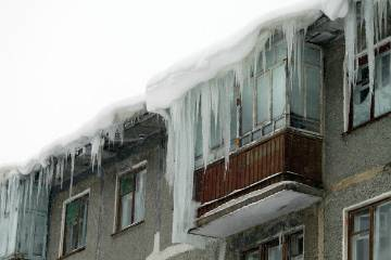 ООО Альпинисты Киев очистка снега
