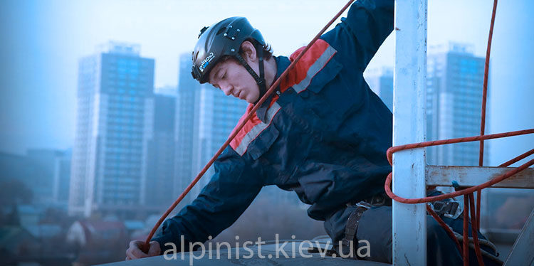 подъем грузов альпинистами фото слайдера