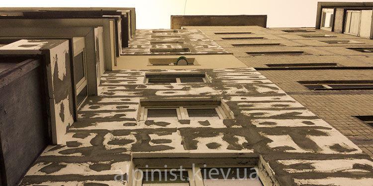комплексное утепление жилого дома Щусева 36 фото слайдера
