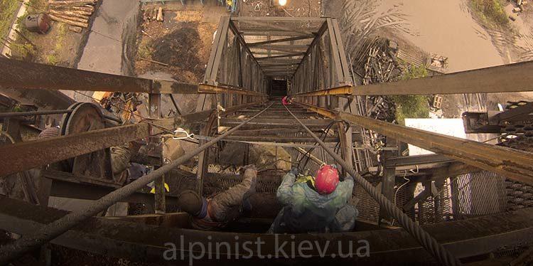 пример работ по сварочным и монтажным работам перечинский лхк фото слайдера