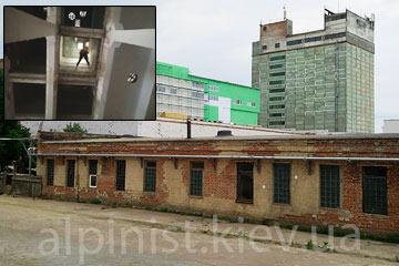 примеры работ ремонт силосов на комбикормовом заводе в чернигове