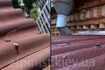 семь эффективных способов ремонта кровли балкона фото