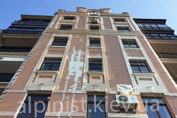 этапы реставрация фасадов зданий большая житомирская 20 фото