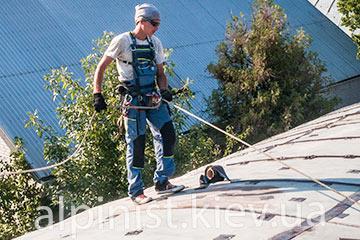 гидроизоляция крыши гаража на выдубичах пример нашей работы