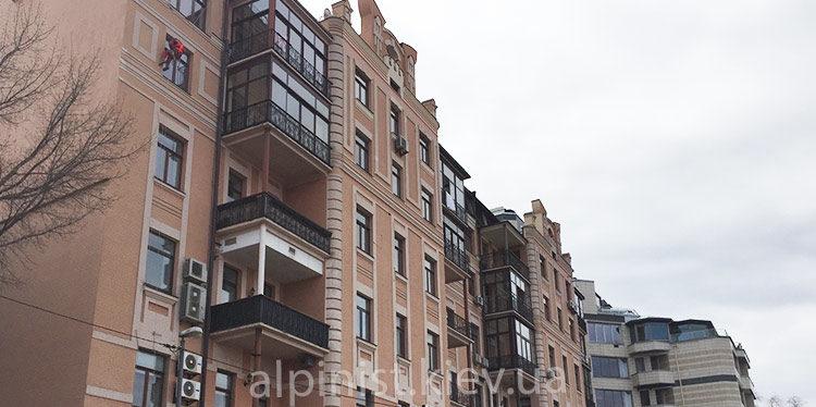 Реставрация фасадов зданий большая житомирская 20 фото слайдера-2