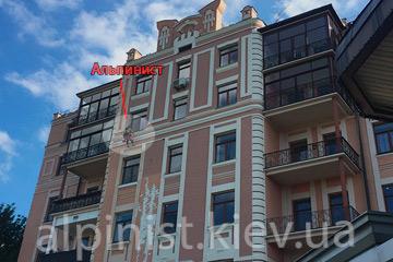 Реставрация фасада здания. Большая Житомирская 20 фото примера