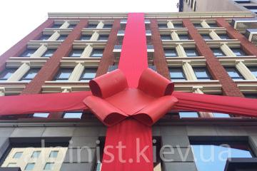 Оформление фасадов зданий. Мастерская декора Комильфо