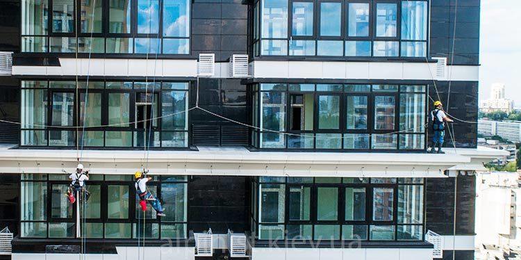монтаж светодиодной ленты на фасаде джек хаус фото слайдера 1