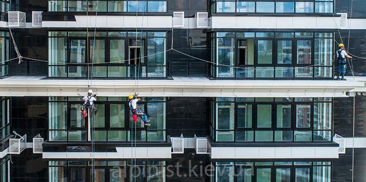 монтаж наружного освещения объект жилой комплекс джек хаус фото слайдера