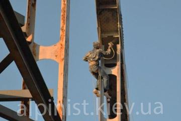защита металла от коррозии профессиональными альпинистами фото